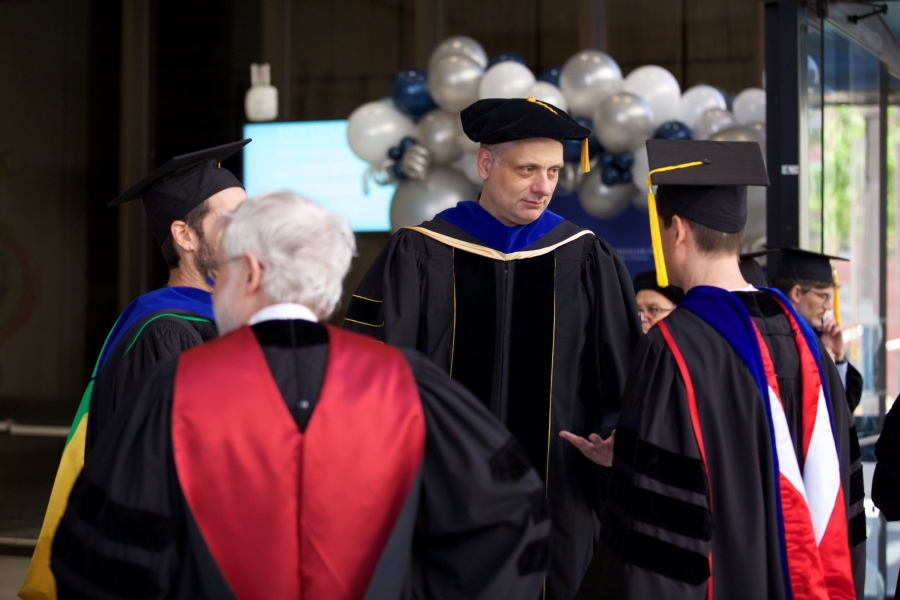 74332_2018 Convocation Academic Procession
