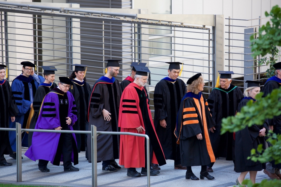 74342_2018 Convocation Academic Procession